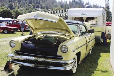 1954 Mercury - Lanny and Angie White