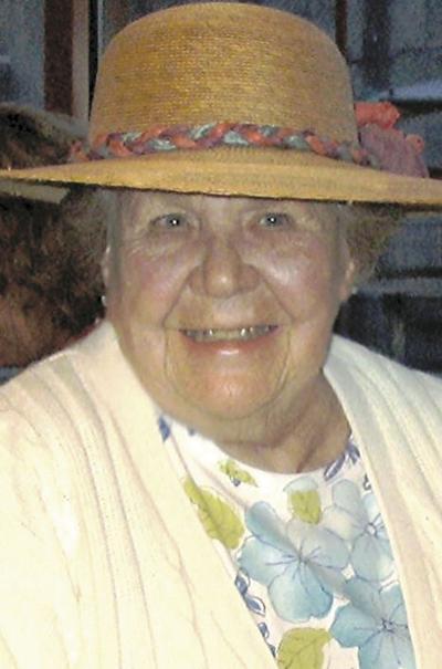 Obit Helen Joan Knowles
