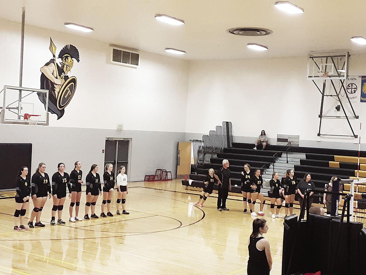 THS Varsity Volleyball