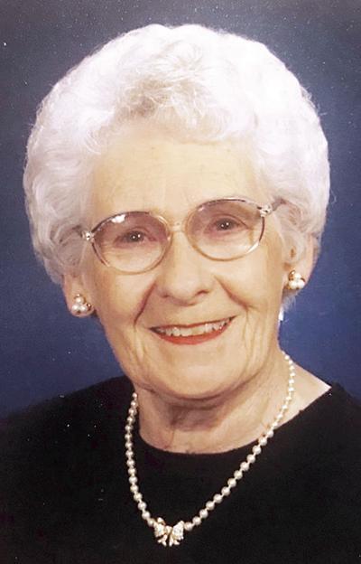 Obit Doris Haley