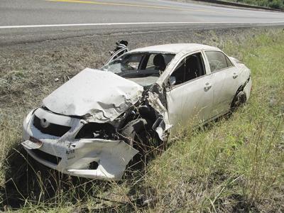Highway 12 vehicle accident