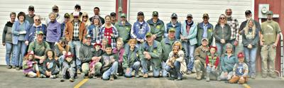 Twin Ridge Clean Up crew