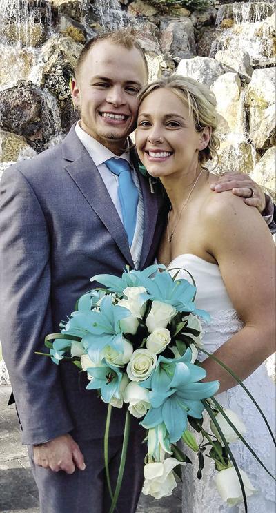 Zac Carter wedding announcement