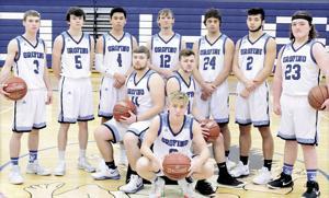 Orofino High School Boys Basketball Seniors