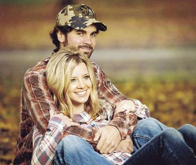Meghan Miller and Luke Maki