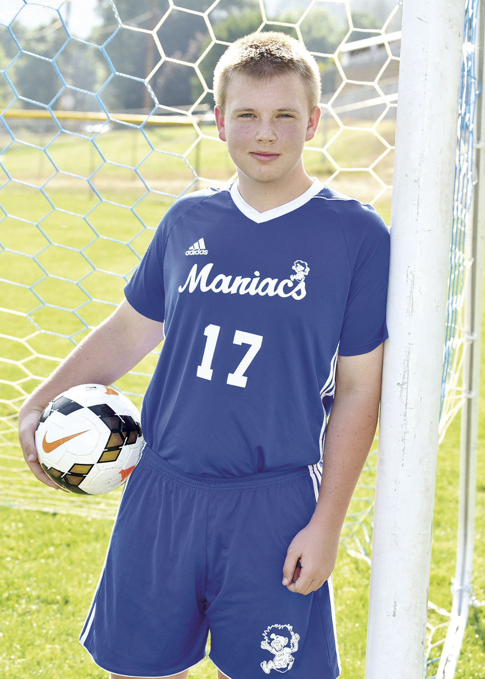 OHS Soccer-- Randy McClure