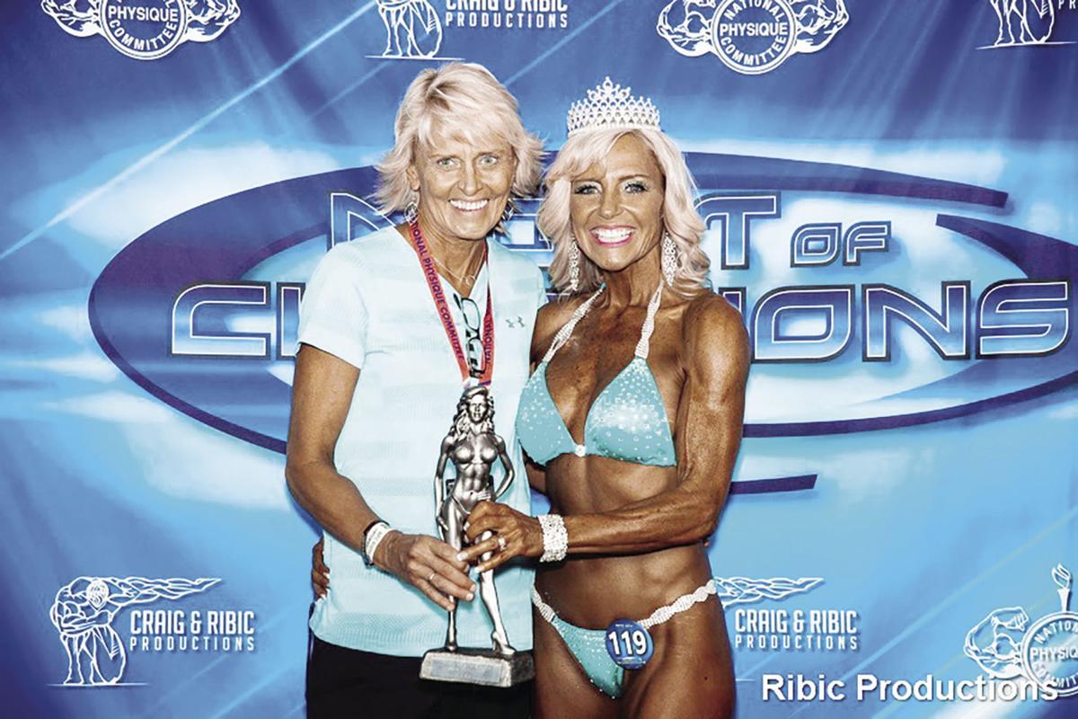 Robbin & Coach Dawn