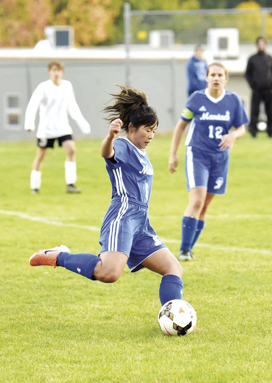 OHS Soccer--Anne Vaage