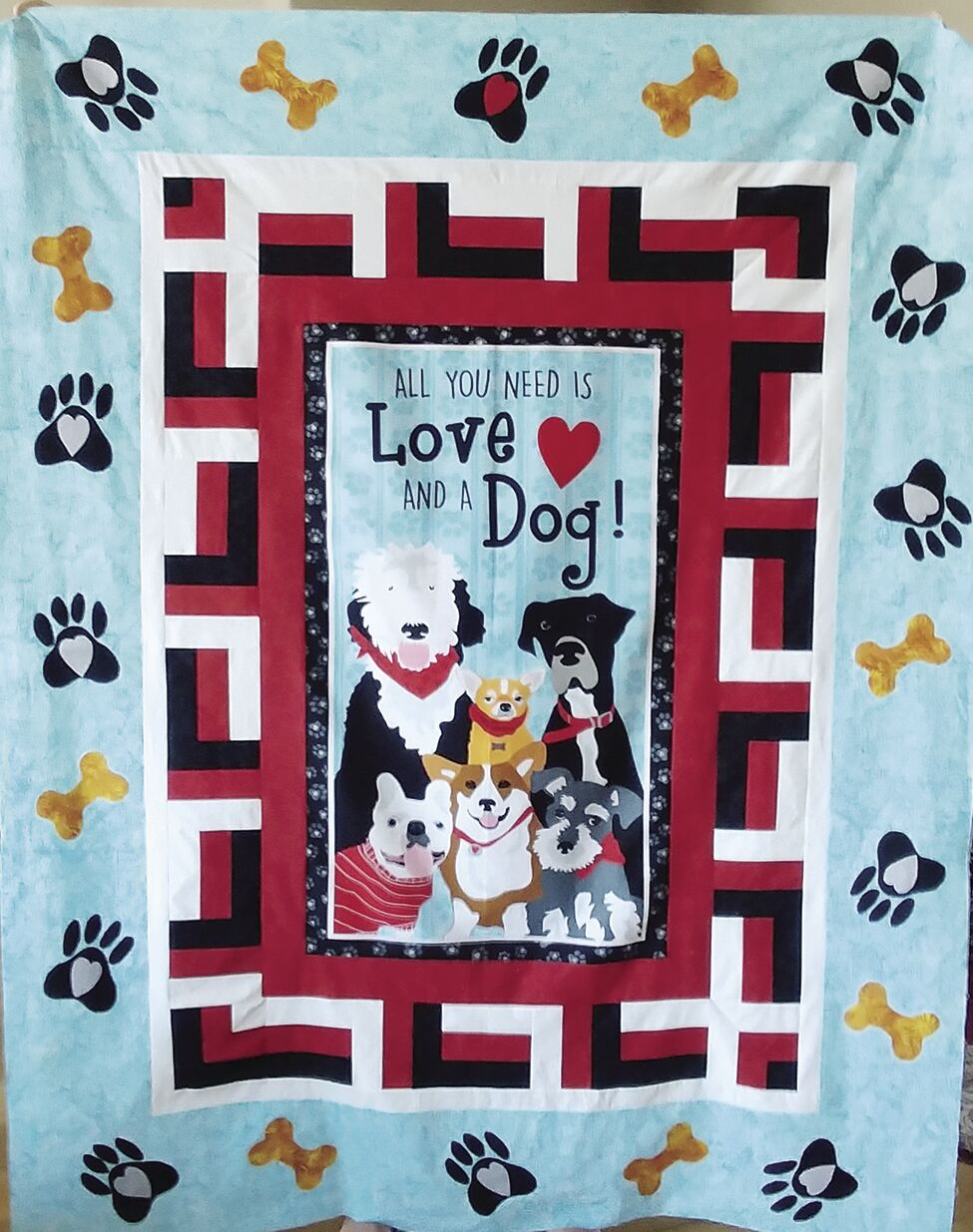 Clearwater Humane Society Quilt Raffle