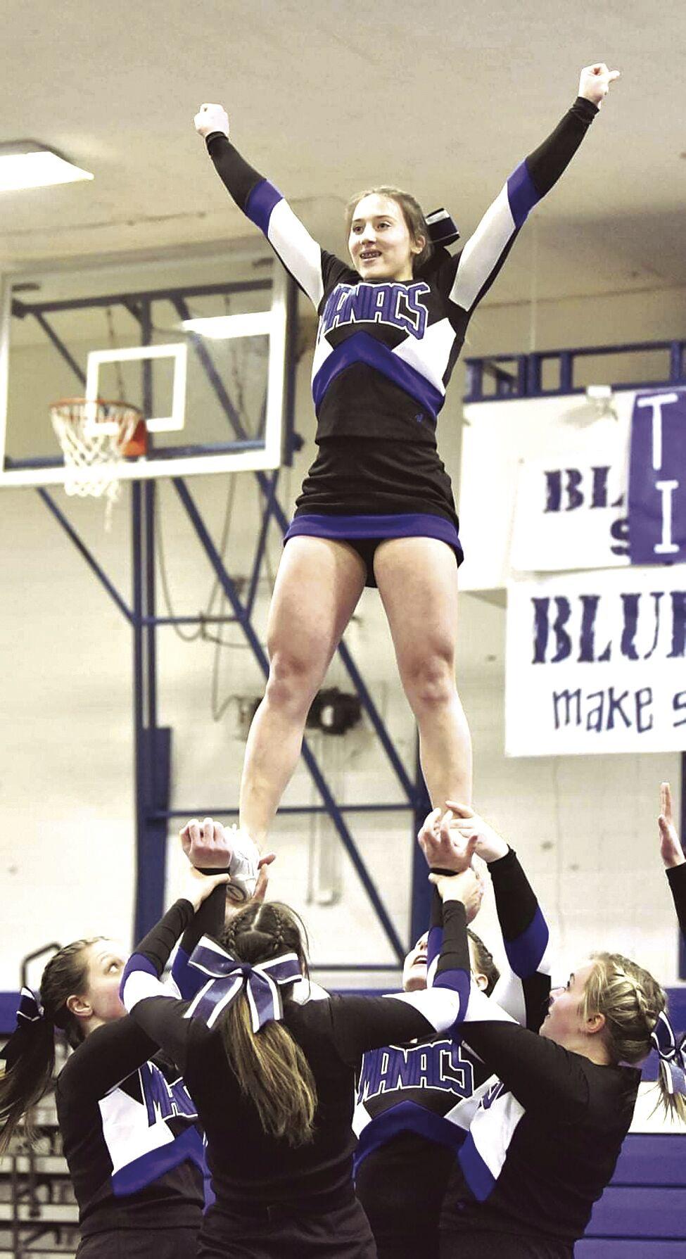 OHS Cheerleaders 1