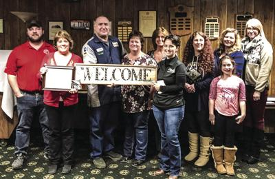Chamber Welcome - Tom's Auto 03-16-17