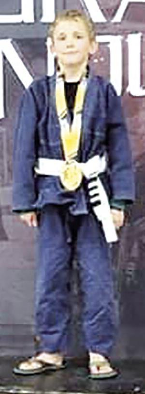 Progressive Jiu-Jitsu 5569 Landon