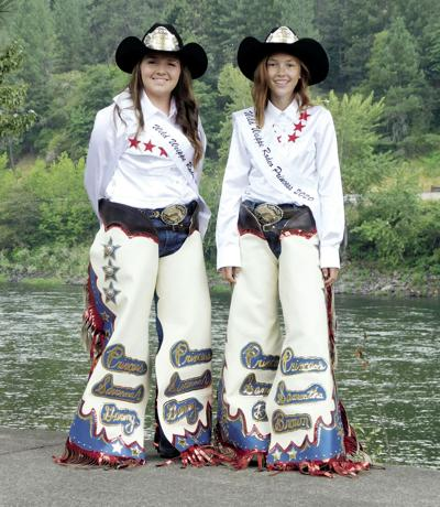 Weippe Rodeo Princesses