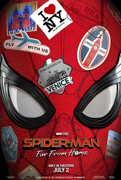 Spider Man - Far From Home 2019