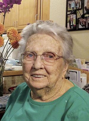 Betty Snyder obit