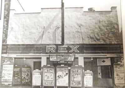 Down Memory Lane - Rex Theatre circa 1951
