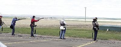 Juniors Shooters at Walla Walla