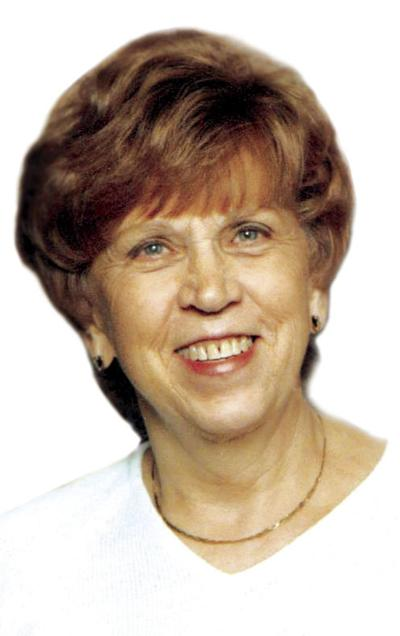 Obit Mary Irion