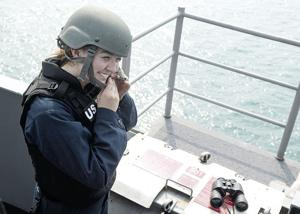 US Navy Airman