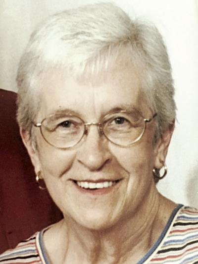 Obit Patricia Joan Williams