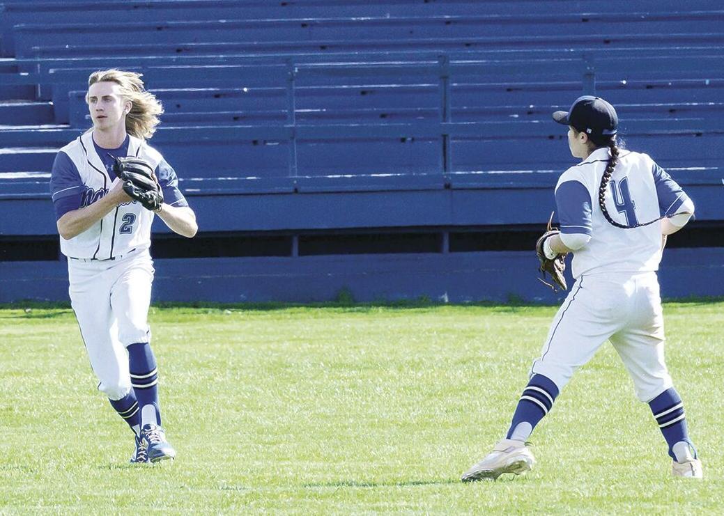 (Sports) OHS BB #2 Joe Sparano