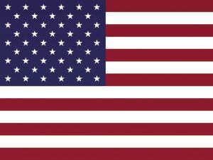 Obit American Flag