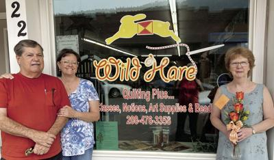 Wild Hare new owners