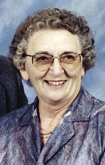 Obit Gladys Wegner Sullivan