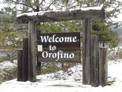 Welcome to Orofino