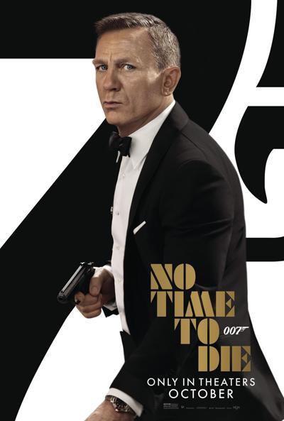 No time to die--James Bond