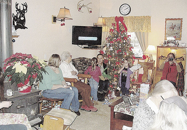 Fraser News-Marks Annual Cookie Exchange