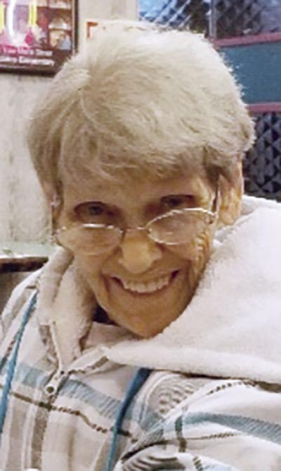 Obit Dorothy Hill