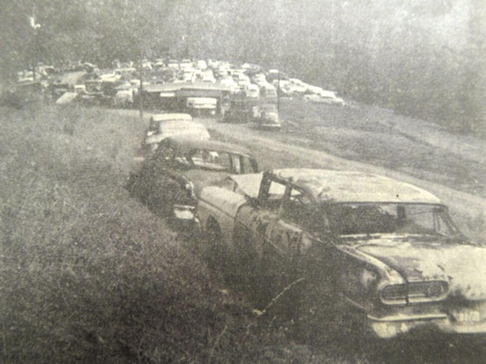 Down Memory Lane car line