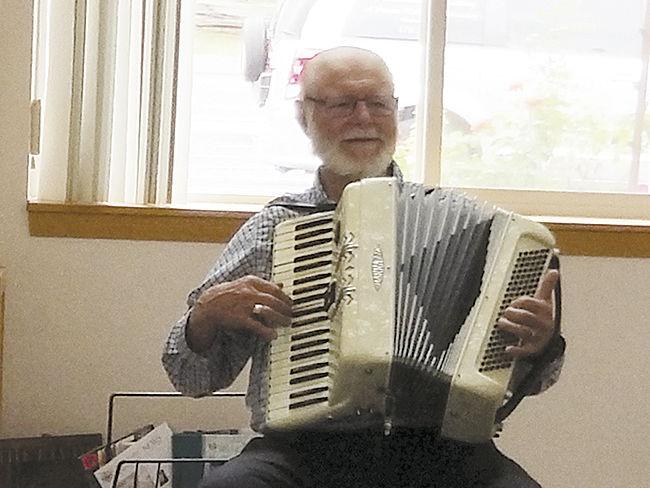Music at Brookside Landing-Richard Whitten