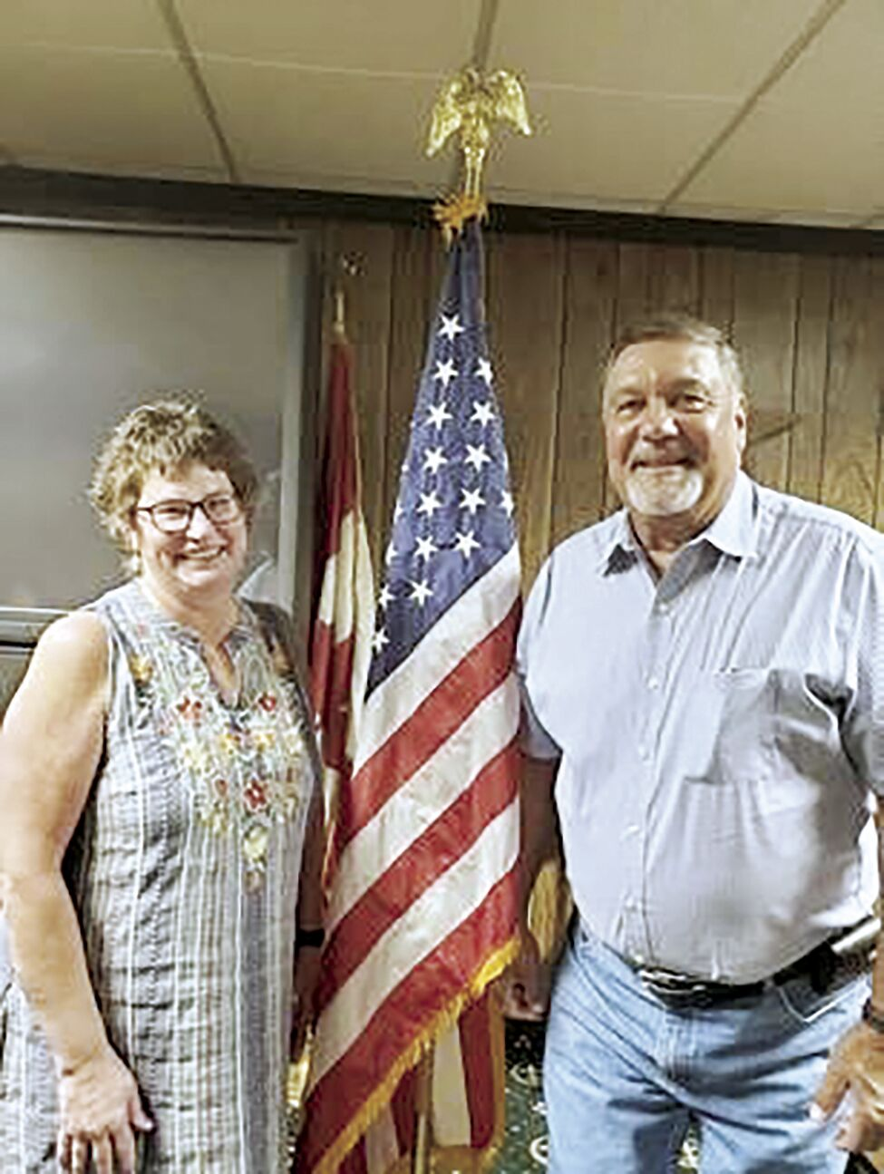 Clearwater County Rep--Dawn Erlewine