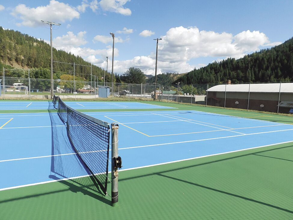 OHS Tennis Court 2