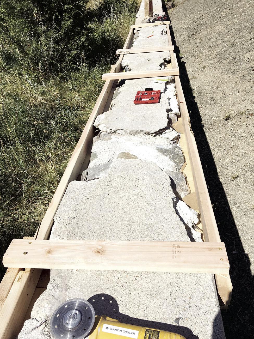 Restore Old Chief Joseph grave 2