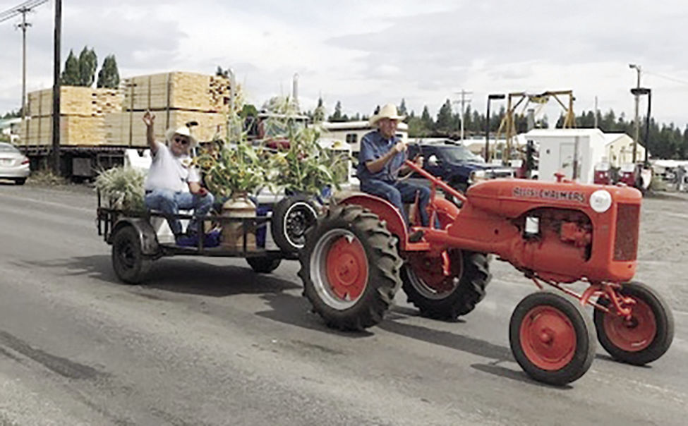 Happenings rodeo parade