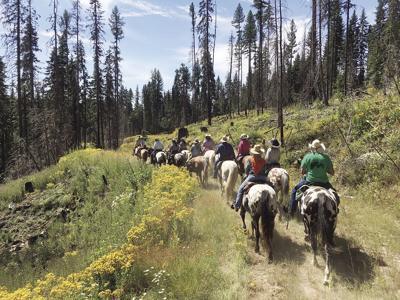 Chief Joseph Trail Ride