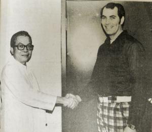 Glimpse - Dr Cleto and Dr Milton Johnson