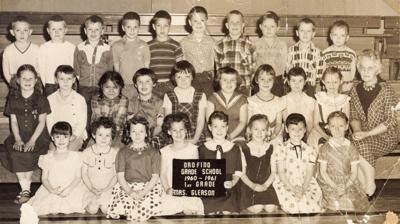 Mrs Gleason's class 1960-1961