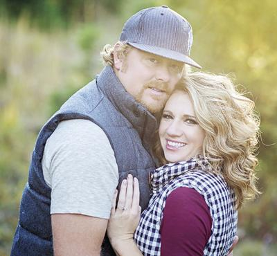 Josh Steiner and Lindsay Maki engagement