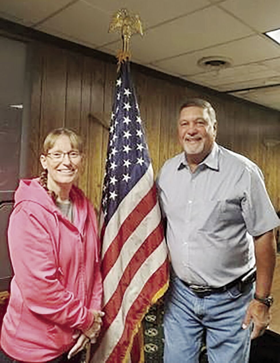 Clearwater County Rep--Susan Spencer