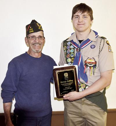 George Bolling Scout of the Year