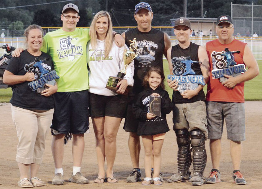 Trevor Haag Tournament - Haag and Wilson families