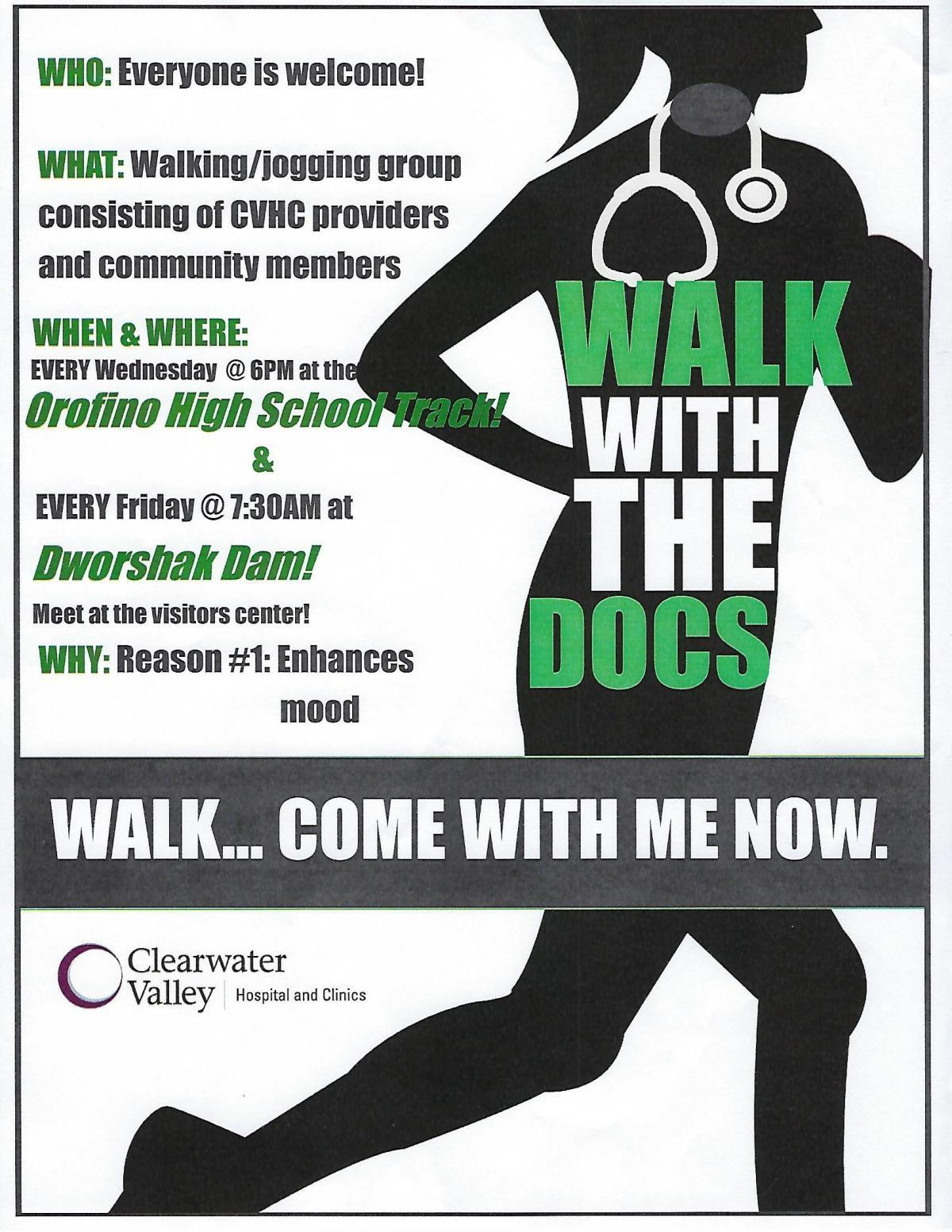 Walk With The Docs of CVHC