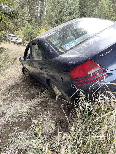 Single vehicle accident