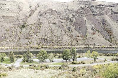 Bureau of Land Management - Hammer Creek Campground and Recreation Site