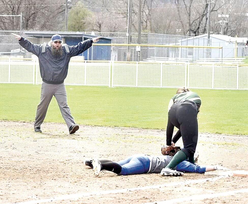 (sports) OHS Softball--Molly Madden