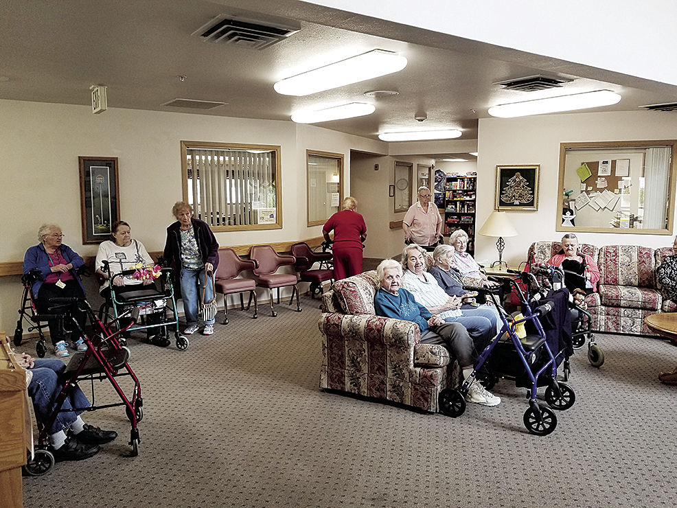 Music at Brookside-residents